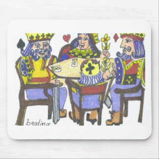 Playing Cards Mousepad
