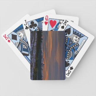 Playing Cards: Mt Elbert Sunrise