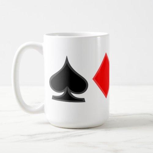 Playing Cards Mug mug