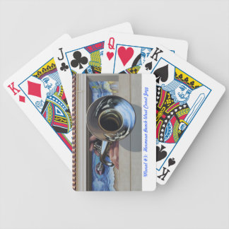 Playing Cards Mural 3 West Coast Jazz