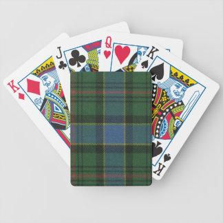 Playing Cards Ogilvie Hunting Ancient Tartan