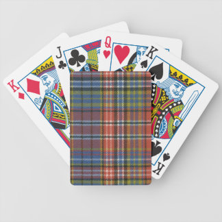 Playing Cards Ogilvie of Airlie Ancient Tartan