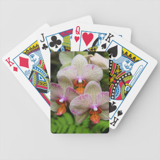 Playing Cards - Orchid