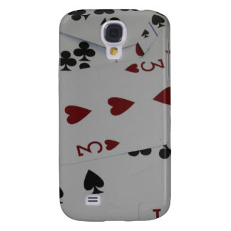 Playing Cards phone case Galaxy S4 Cases