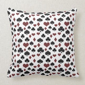 Playing Cards Pillows