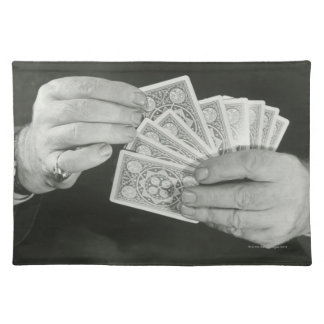 Playing Cards Placemat