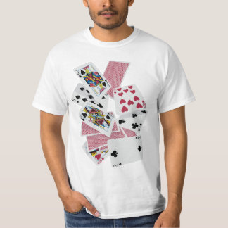Playing Cards - Play To Win - Lucky Charms T Shirts