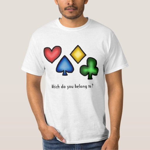 Playing Cards Playera