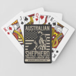 "Playing Cards! Playing Cards<br><div class=""desc"">Celebrate your dog&#39;s American heritage!</div>"