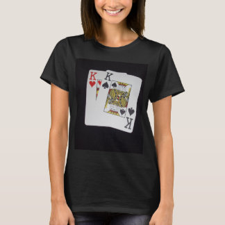 Playing Cards Pocket Kings, T-Shirt