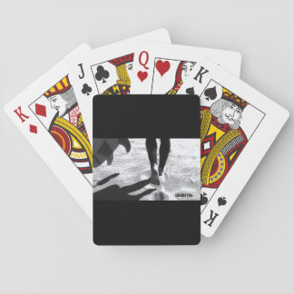 Playing Cards - Sand Journey