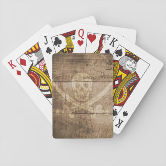 Playing Cards, Standard Index Faces - Skull