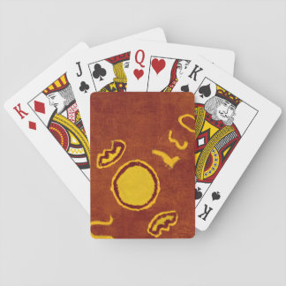 playing cards standard leo design