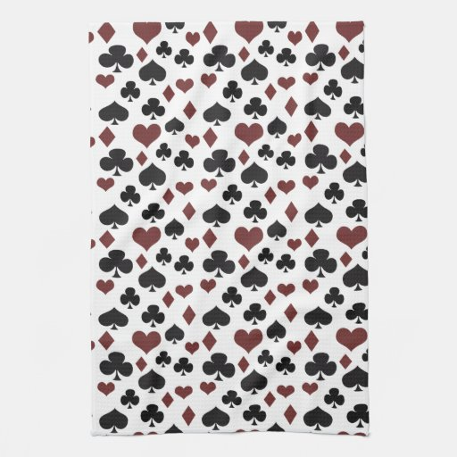 Playing Cards Towels