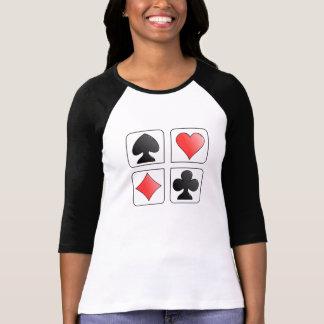 Playing Cards Tee Shirts