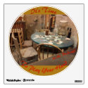Playing Cards Wall Hanging - Western Theme Wall Sticker