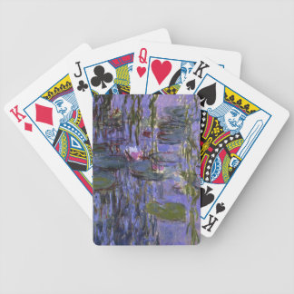 Playing Cards - Water Lillies