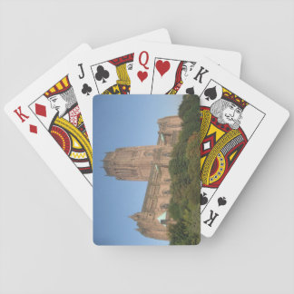 Playing Cards With Liverpool Cathedral Picture