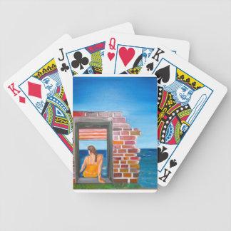 playing cards with orginal art work