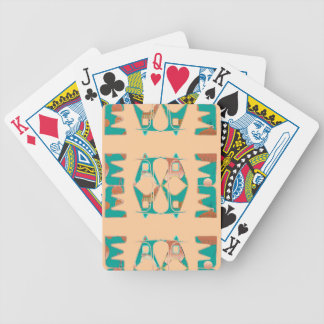Playing Cards with Southwestern Style