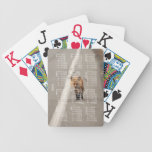 Playing Chicken with a Fox; 2013 Calendar Playing Cards