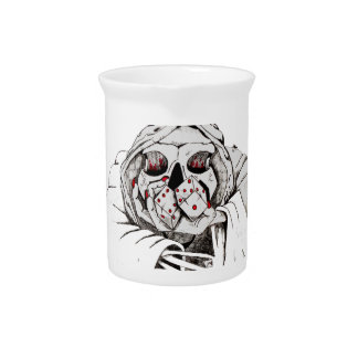 playing dice with the reaper drink pitcher