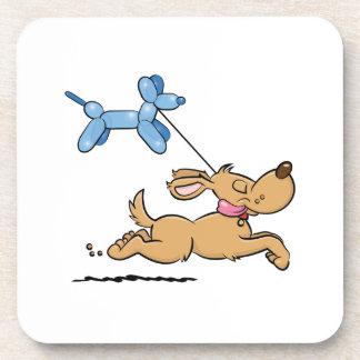 Playing Dog Coaster