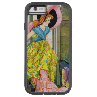 Playing Dressup in the Attic Tough Xtreme iPhone 6 Case
