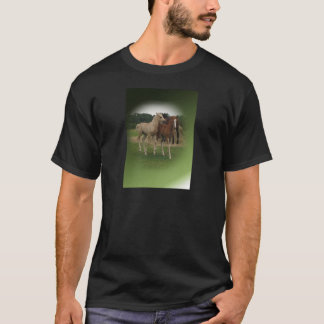 Playing Foals Crosstitched T-Shirt
