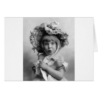 Playing Grownup, 1902 Card