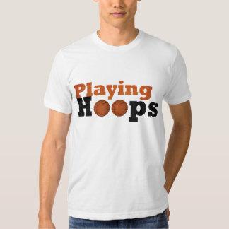Playing Hoops T-shirt
