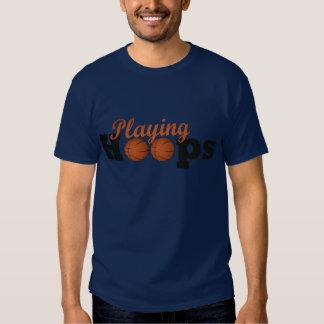 Playing Hoops T Shirt