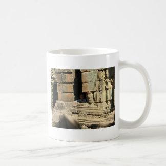 Playing in the Ruins ... Ta Prohm, Cambodia Coffee Mugs