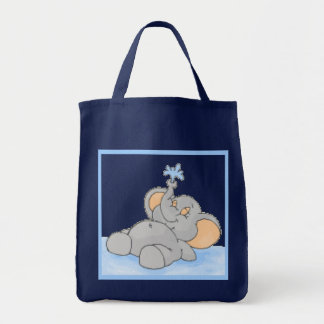 Playing in the Water Tote Bag