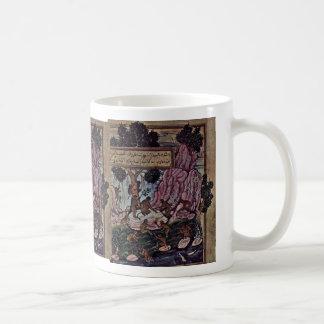 Playing Monkey By Indischer Maler Um 1570 (Best Qu Mug