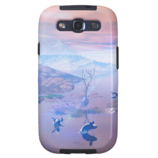 Playing orcas galaxy s3 case