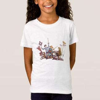 Playing Pirate Ship T-Shirt
