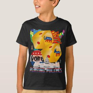 Playing-Politics-V-1 T-Shirt