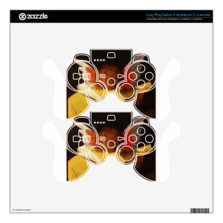 Playing putto (Musician Angel) by Rosso Fiorentino Skin For PS3 Controller