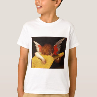 Playing putto (Musician Angel) by Rosso Fiorentino T-Shirt