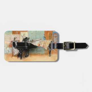 Playing Scales 1898 Bag Tag