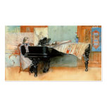 Playing Scales 1898 Double-Sided Standard Business Cards (Pack Of 100)