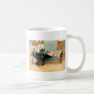 Playing Scales 1898 Coffee Mug