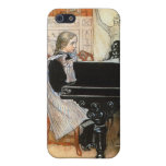 Playing Scales 1898 iPhone 5 Cases