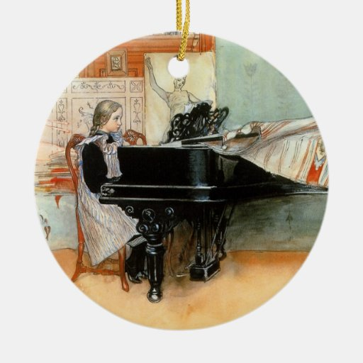 Playing Scales 1898 Ornaments