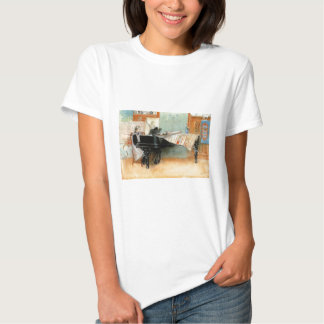 Playing Scales 1898 Shirt