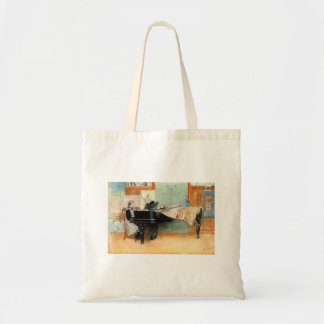 Playing Scales 1898 Tote Bag