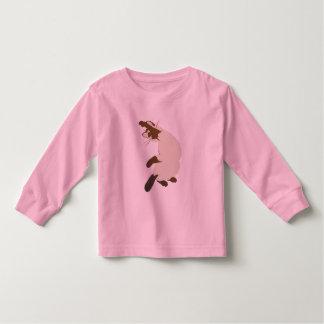 Playing Siamese Cat T Shirt