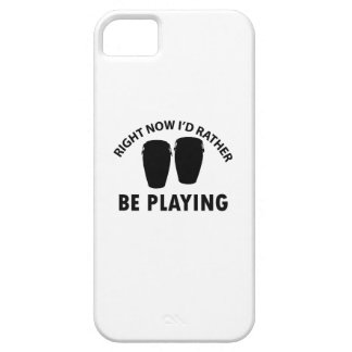 Playing the conga iPhone SE/5/5s case