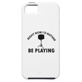 Playing the snare drum iPhone 5 cases
